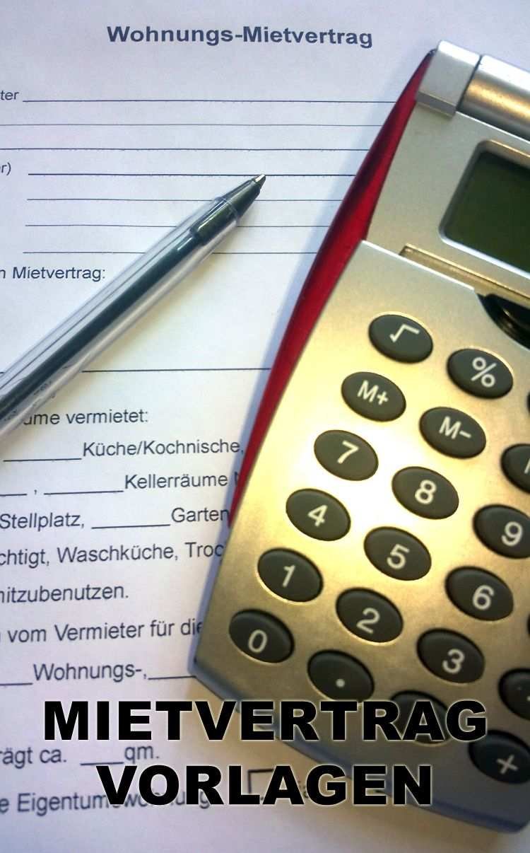 Mietvertrag Vorlagen 3 Gratis Mustervertrag Downloads Vorlagen