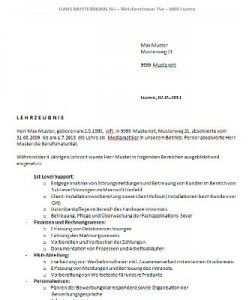 Lehrzeugnis Vorlage Schweiz Vorlagen Zeugnis Gelehrte