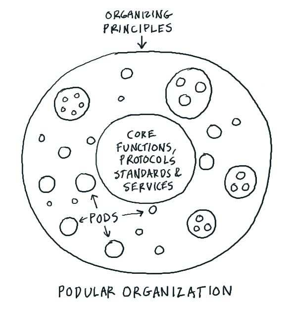 Podular Organization