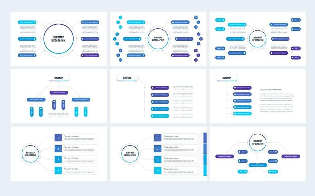 Mindmap Powerpoint Template 67738