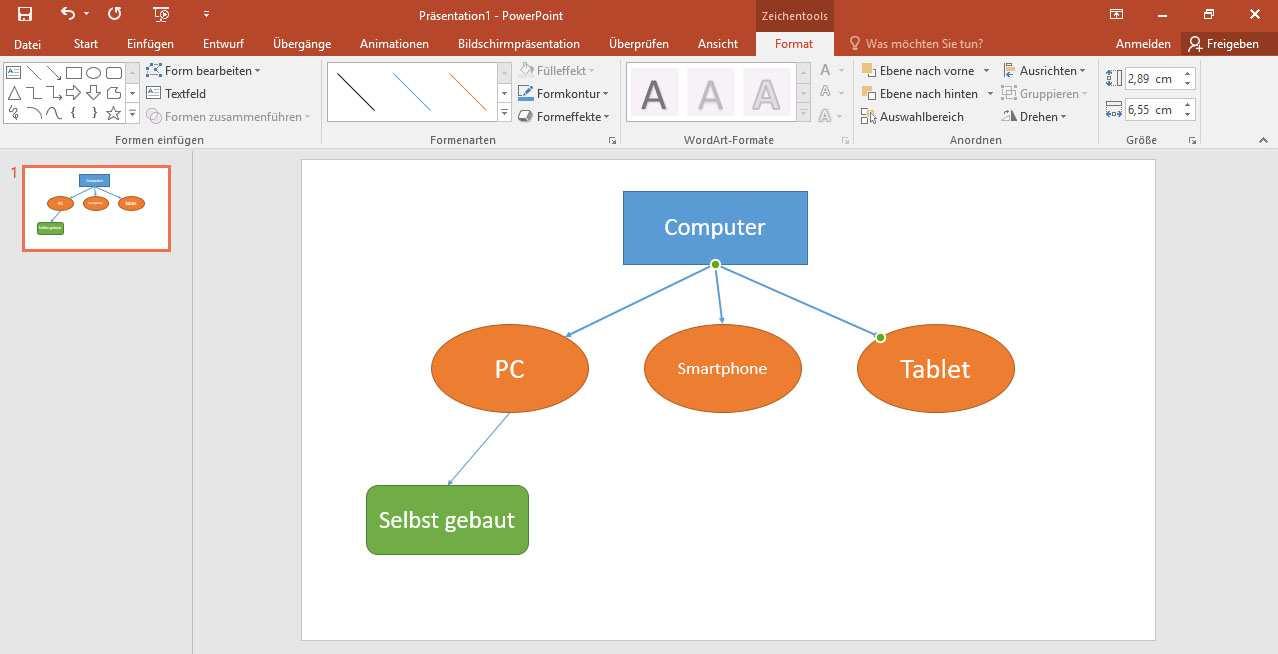 Powerpoint Mindmap Erstellen So Geht S