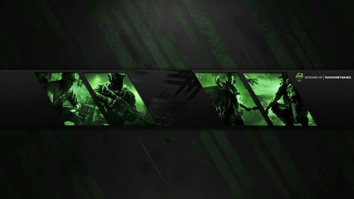Banner Template No Text In 2020 Youtube Banner Template Youtube