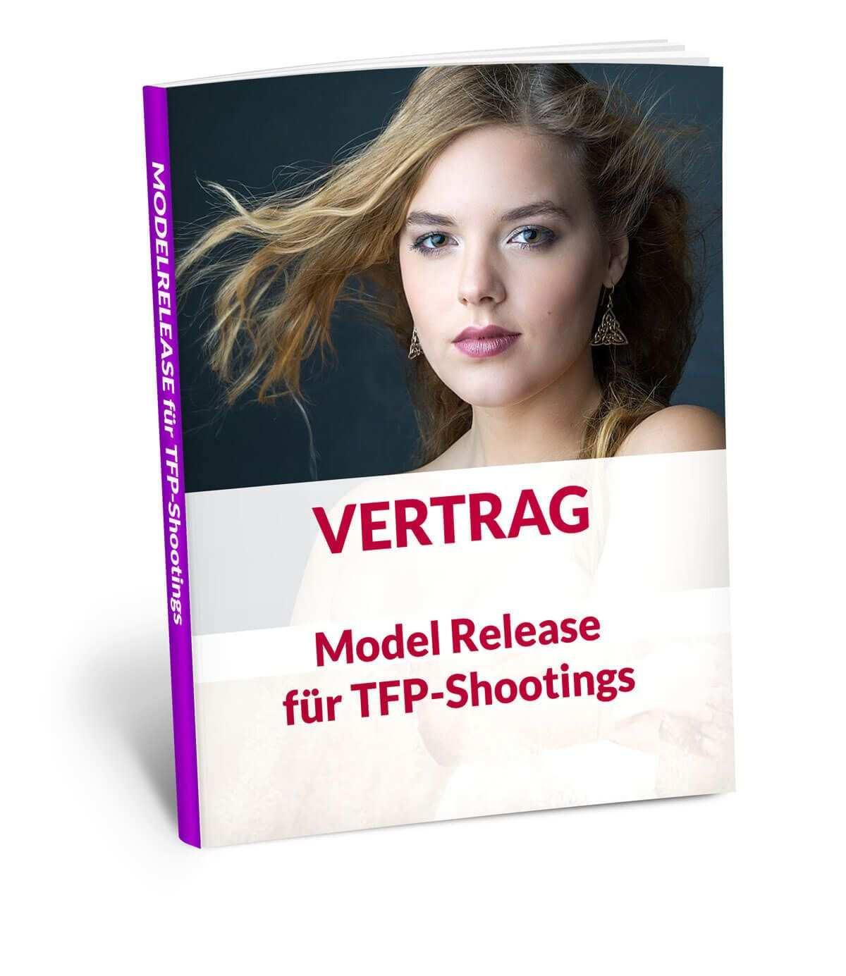 Tfp Vertrag Vorlage Dsgvo Model Release Muster Digital Mit