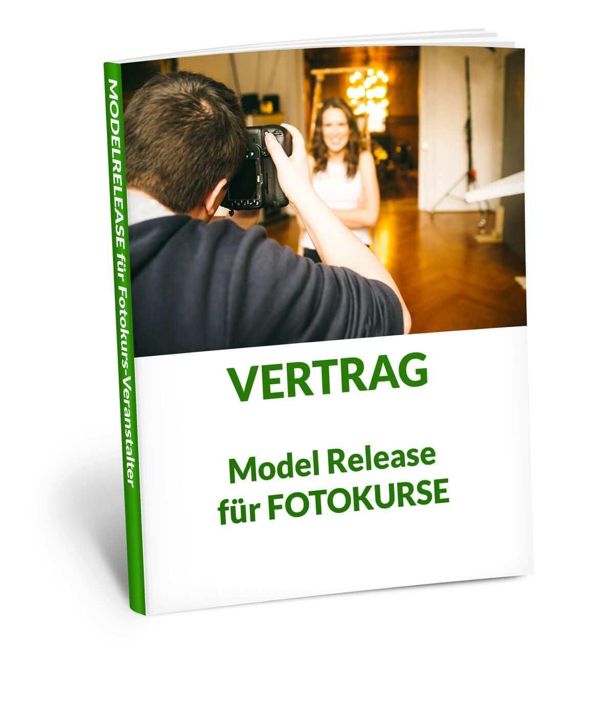 Model Release Vorlage Fur Fotokurse Digital Fotokurs Hamburg