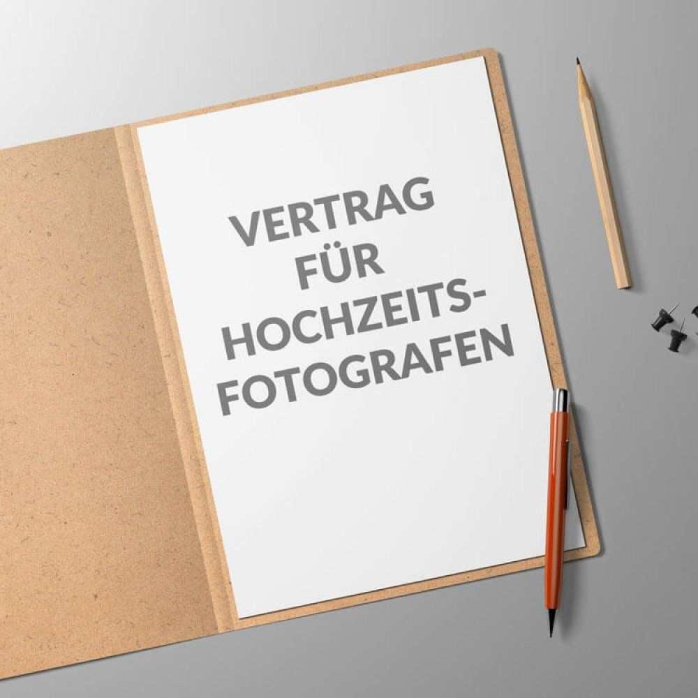 Vertrag Hochzeitsfotograf Inkl Agb Dsgvo Mustervertrag