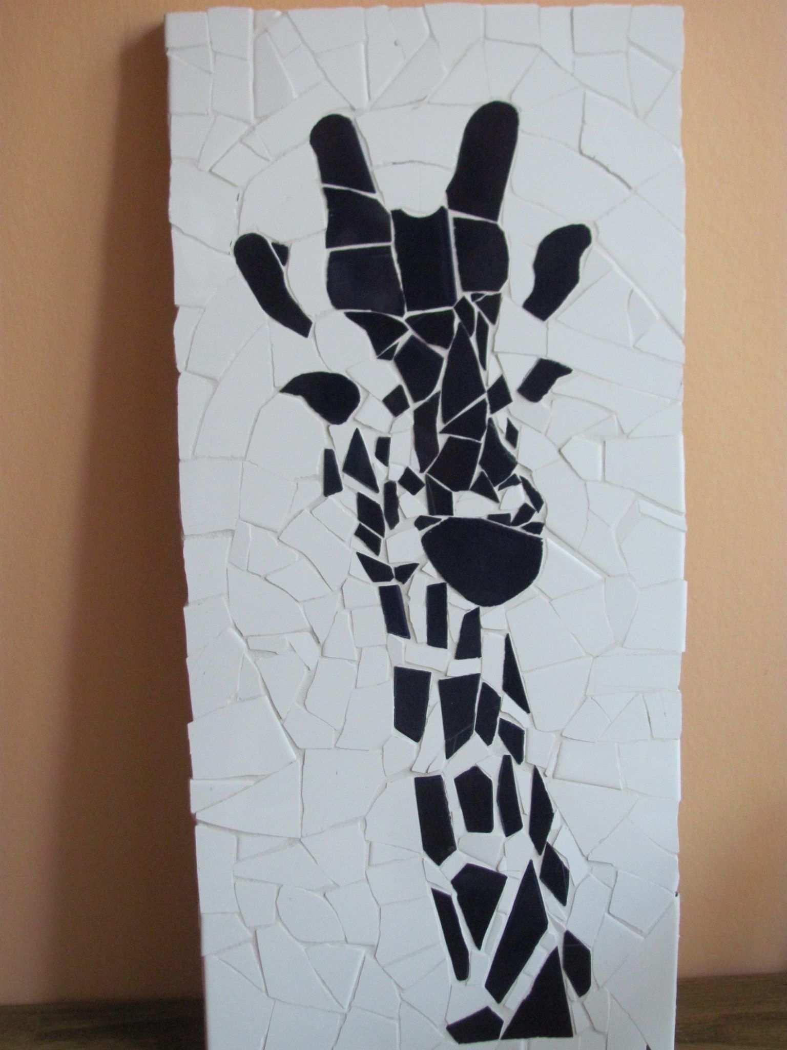 Tier Mosaik Mosaik Kreativ Selbermachen