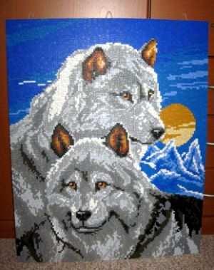 Mosaik Vorlagen Tiere