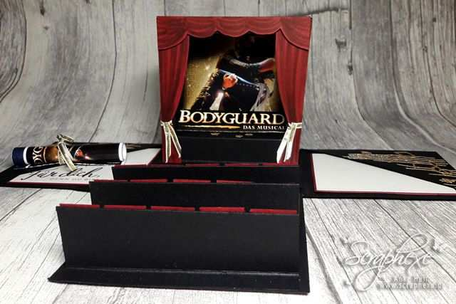 Musical In A Box Gutschein Basteln Musical