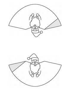 30 Bastelvorlagen Fur Weihnachten Zum Ausdrucken Fur Kinder