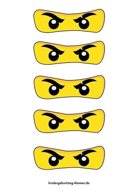 Ninjago Einladungskarten Zum Ausdrucken Ninjago Einladungskarten