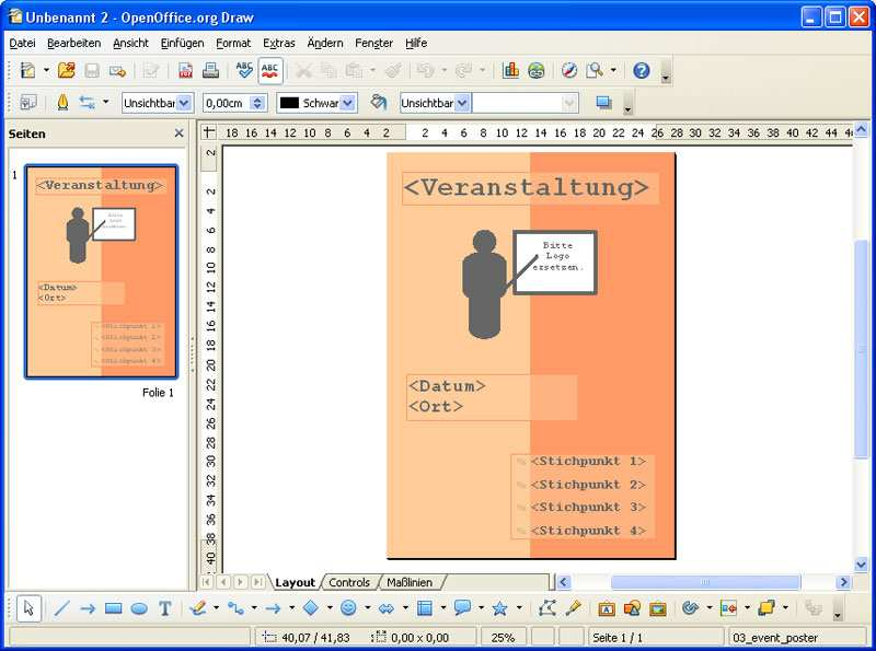 Openoffice Vorlagen Professional Template Pack Ii Download Chip