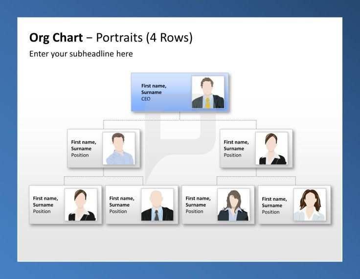 Powerpoint Organigramme Nicht Aufwendig Erstellen Einfach