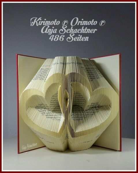 Orimoto Kirimoto Buch Herz Im Herz Kirimoto Orimoto Schachtner