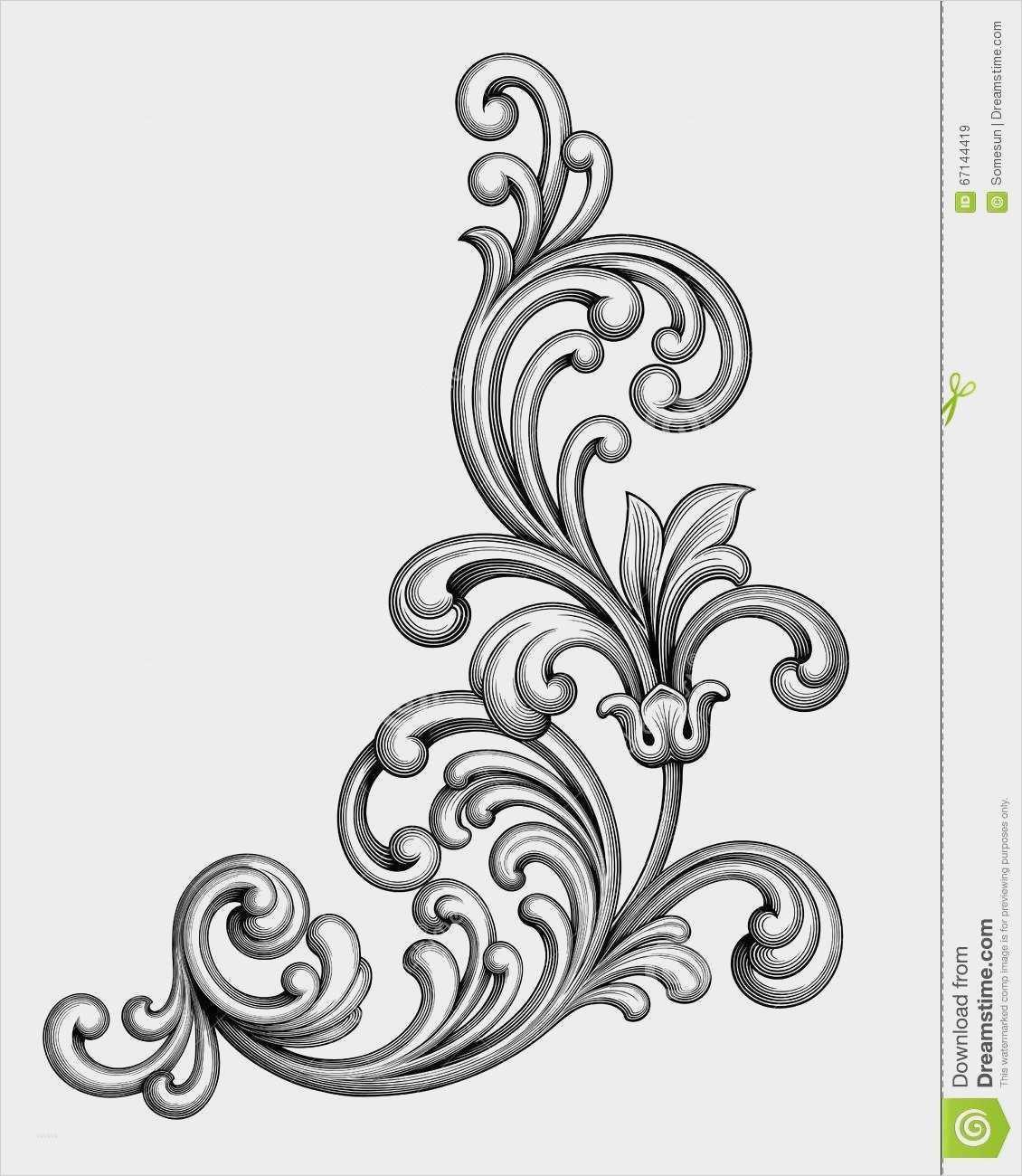 Florale Ornamente Vorlagen Kostenlos In 2020 Mit Bildern