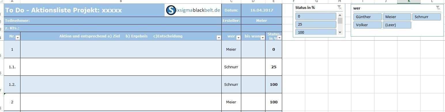 To Do Liste Excel Projektplan Excel Vorlage Briefkopf Vorlage