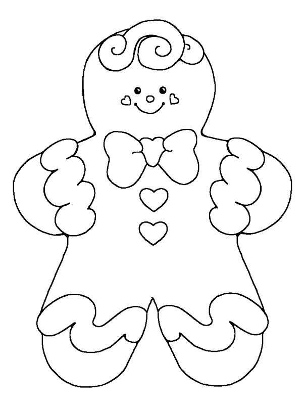 Gingerbread Boy Jpg 604 805 Pixels Large Christmas Quilts