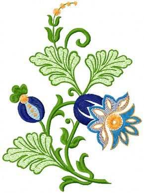 Fantastic Flower Free Embroidery Design Sewing Embroidery