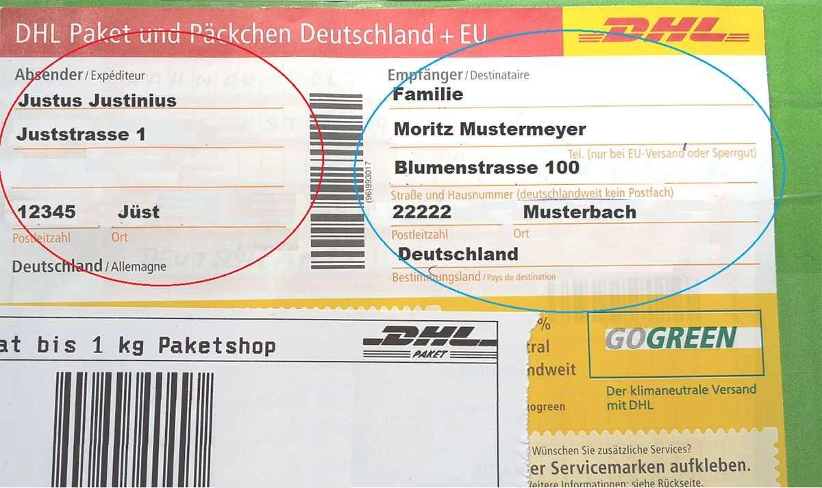Pakete Per Nachnahme Verschicken