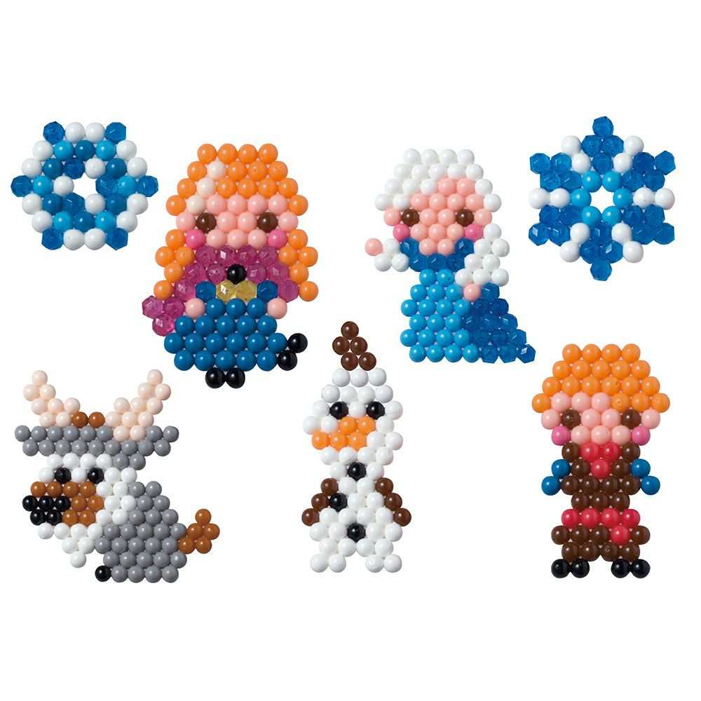 Aquabeads Die Eiskonigin Figurenset Kinder Bastelset Perlen