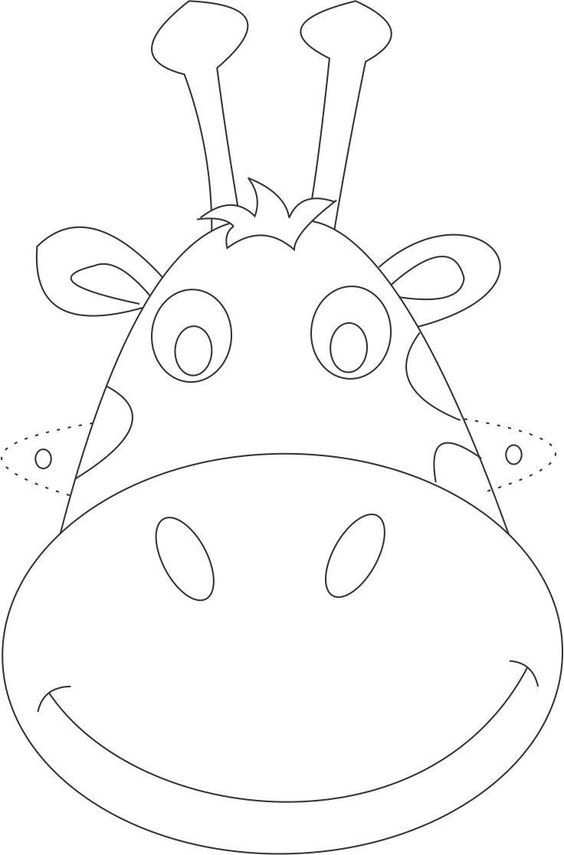 Tiermasken Basteln 14 Verspielte Ideen Druckvorlagen Tiermasken