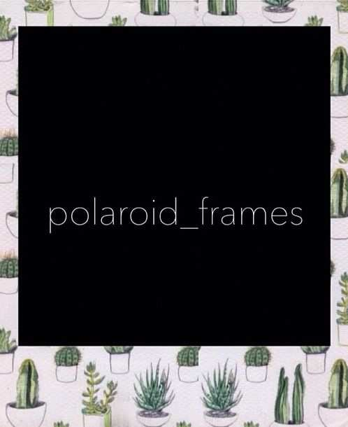 Pin Oleh Fidelia Agatha Di Polaroid Frames And Idea Animasi