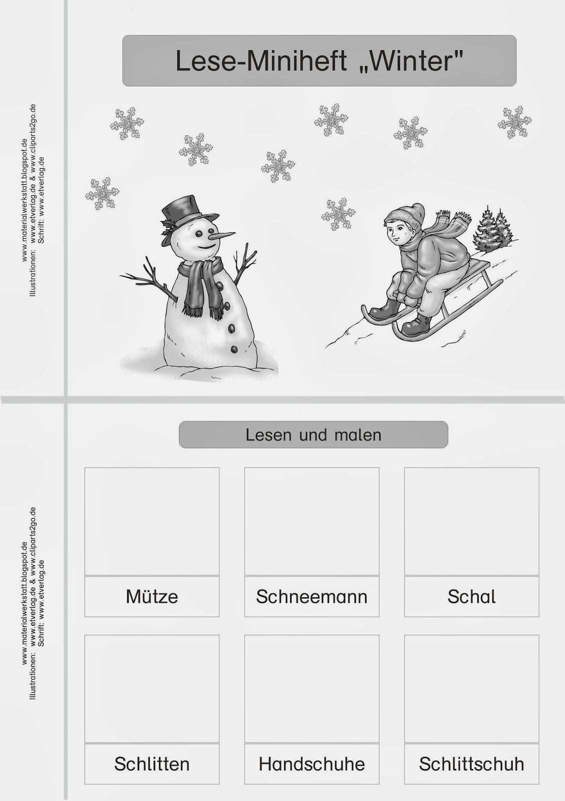 Materialwerkstatt Forderschule Unterricht Kindergarten Schule