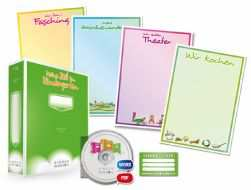 Kindergarten Portfolio Vorlagen Kostenlos Lizenzpaket 150