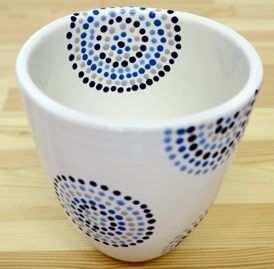 Keramik Bemalen Keramik Bemalen Handbemalte Keramik Keramik