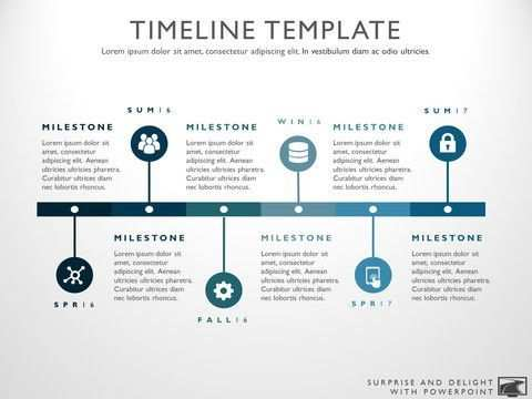 Image Result For Project Overview Template Powerpoint Zeitleiste
