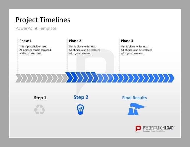 Powerpoint Zeitstrahl Http Www Presentationload De Powerpoint