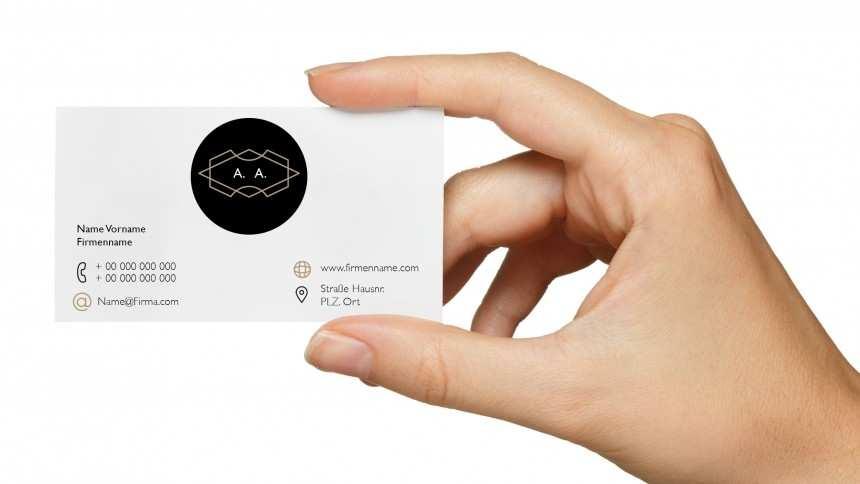 Visitenkarten Selbst Drucken Mit Gratis Vorlagen Avery Zweckform