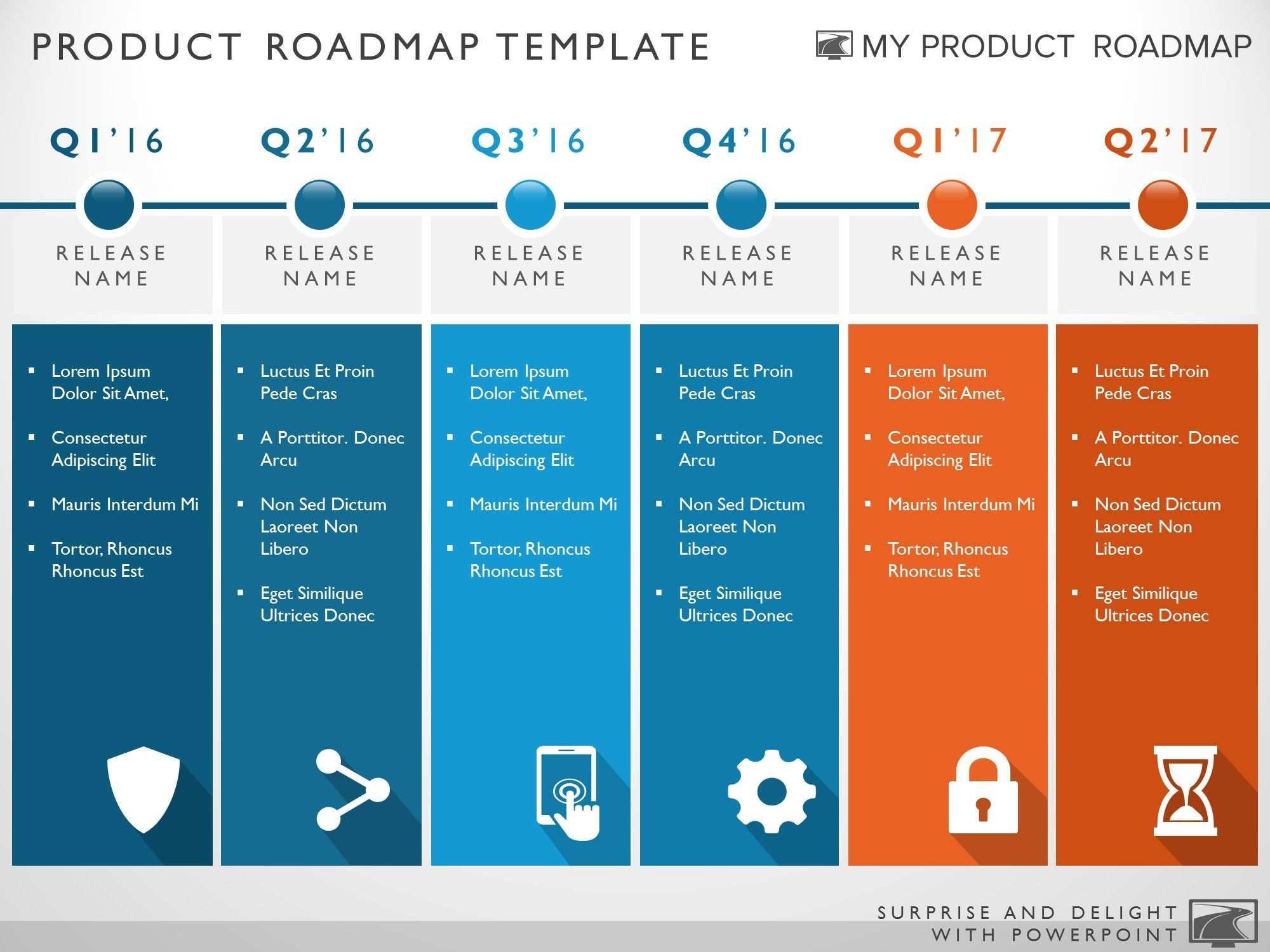 Six Phase Development Planning Timeline Roadmapping Powerpoint
