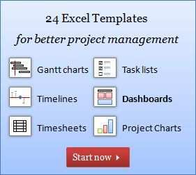Excel Project Management Free Templates Resources Guides