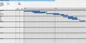 Projektplan Vorlage Excel Word Powerpoint Projektplan
