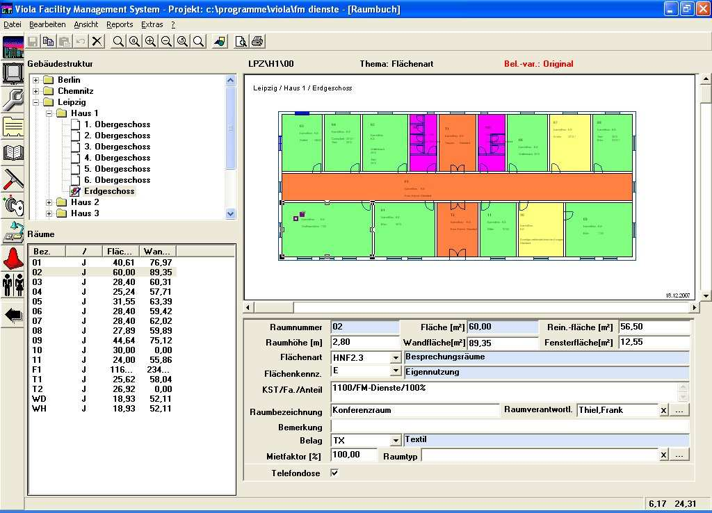 Viola Facility Management Software