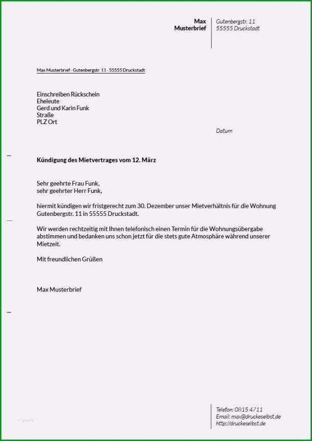Liveable Kundigungsschreiben Vorlage Sportverein In 2020