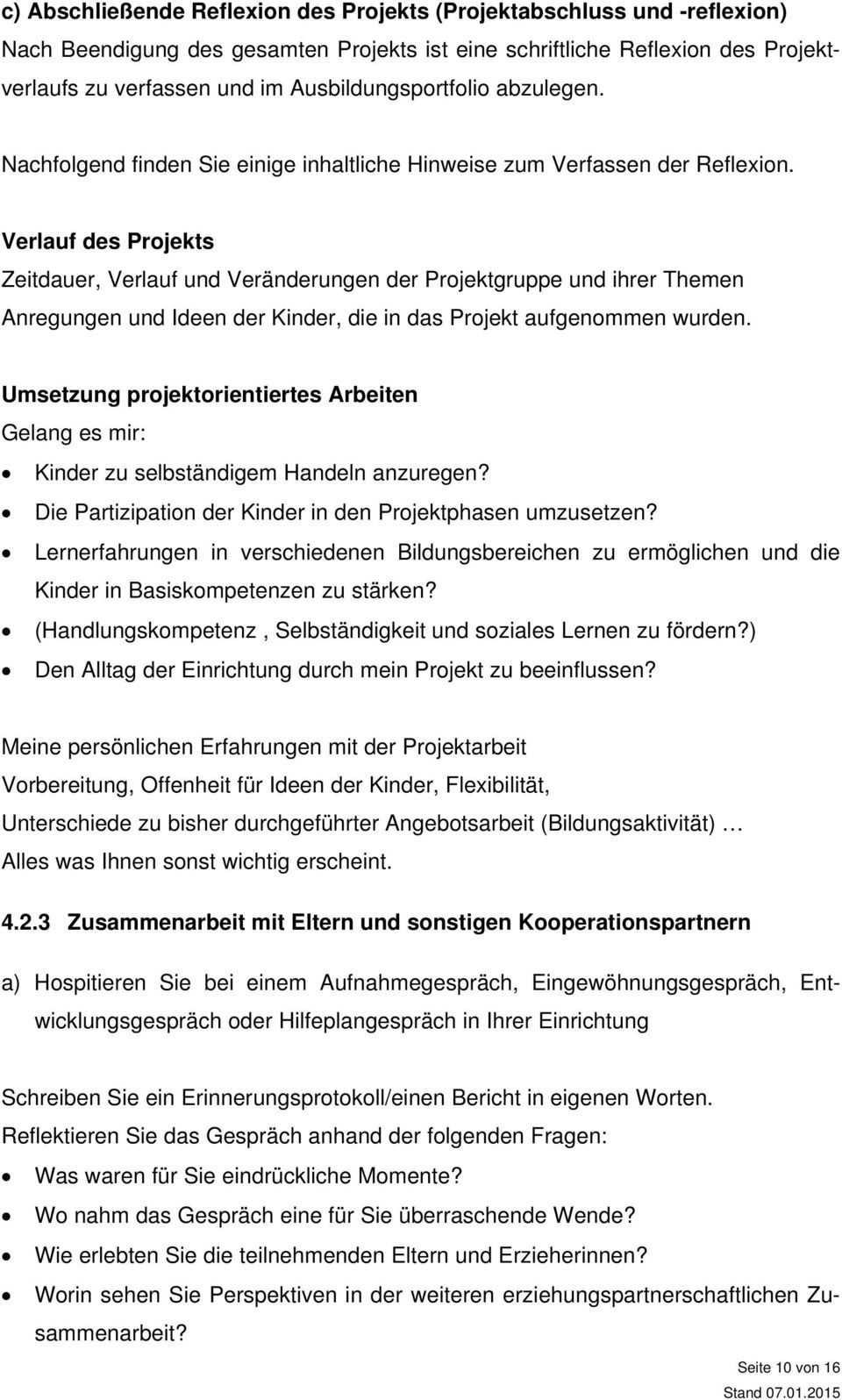 Frisch 40 Zum Reflexion Schreiben Praktikum Muster Check More At