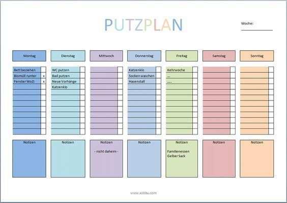 Putzplan Haushalt Vorlage Pdf Haushalt Pdf Putzplan Vorlage Weddingplanningorganizatio In 2020 Home Maintenance Household How To Plan