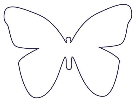 Schmetterling Basteln Schmetterlinge Aus Filz Papier Und