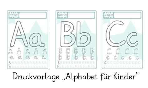 Buchstaben Druckvorlage Fur Kinder Buchstaben Lernen Abc Lernen