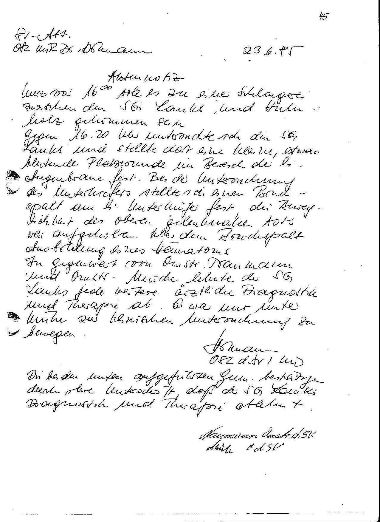 Frisch Handschriftlicher Lebenslauf Muster Kostenlos Briefprobe