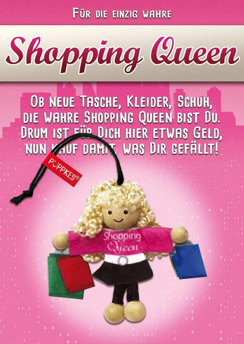 Puppkes Shopping Queen Ob Neue Tasche Kleider Schuh Die Wahre