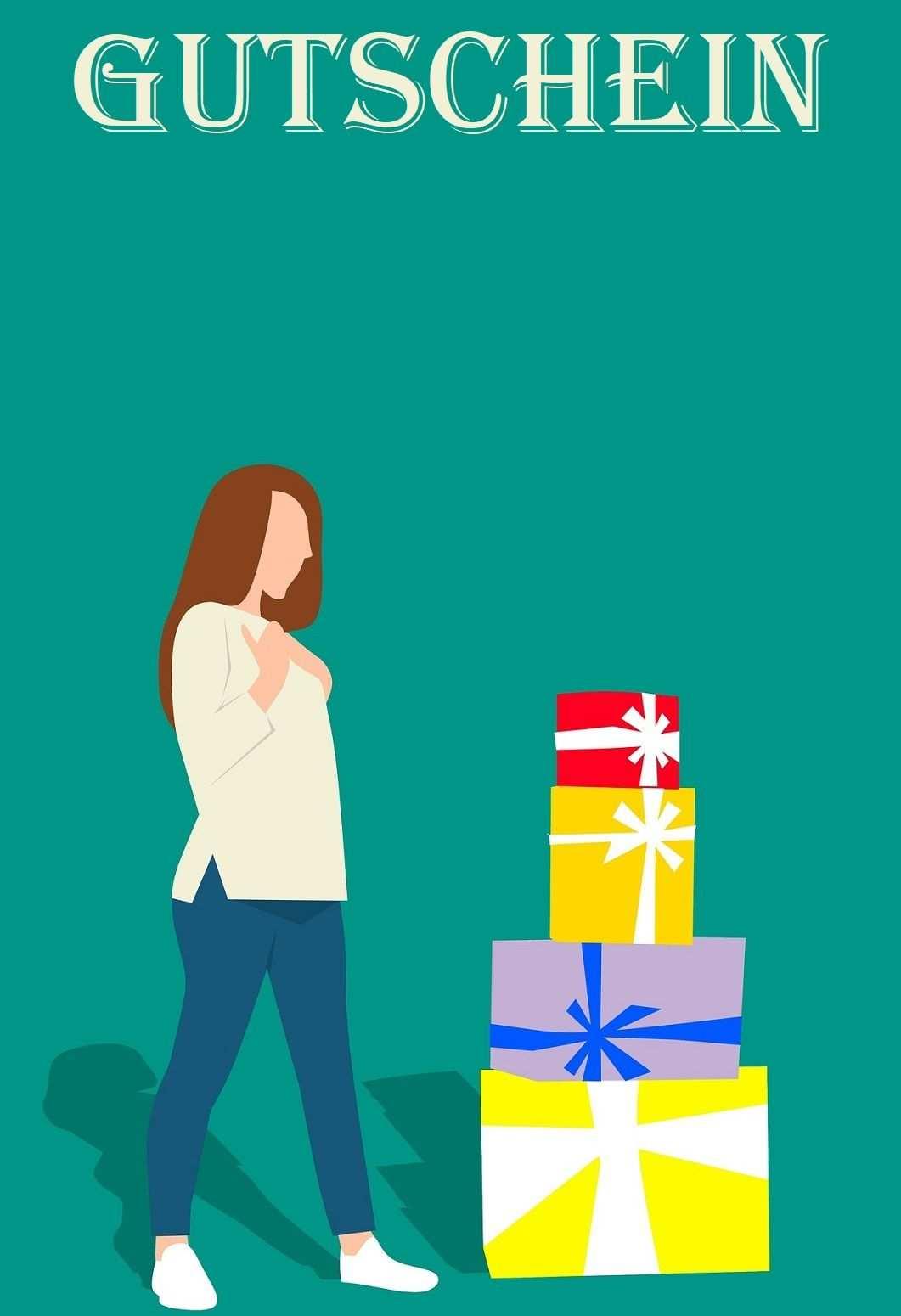 Hier Finden Sie Eine Gutscheinvorlage Passend Zum Geburtstag