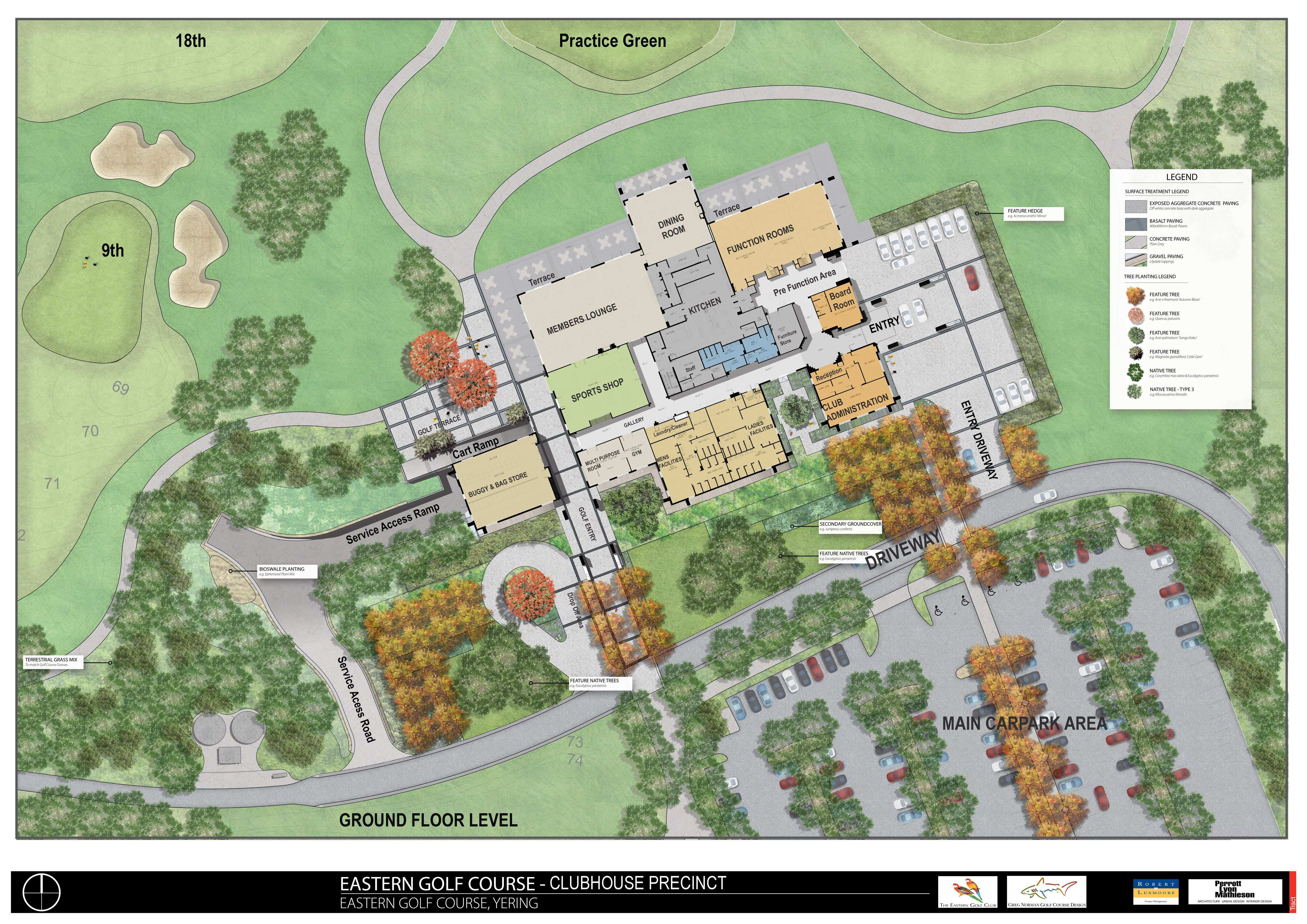 Overhead Site Plan Created By Www Visiogroup Com Au Www