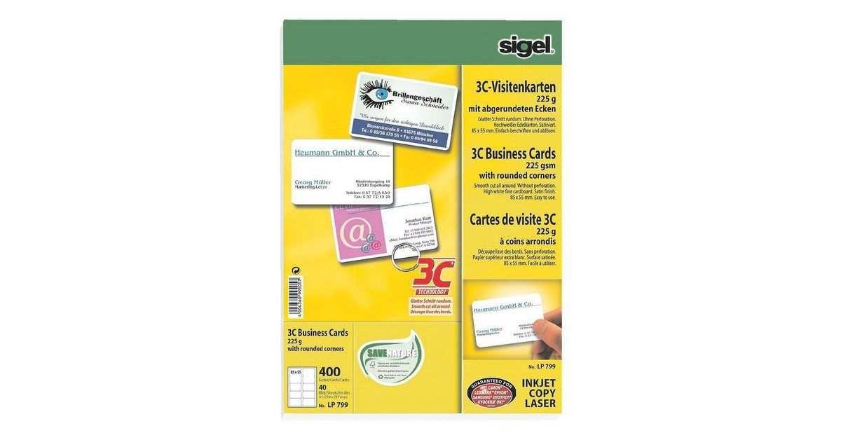 Visitenkarten Lp799 Originelle Visitenkarten Visitenkarten