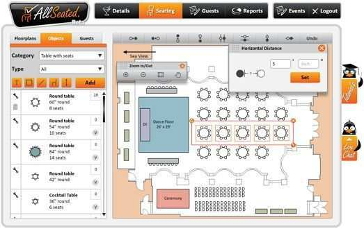 Event Planning Floor Plans Guest Lists It Says It S A Free Site