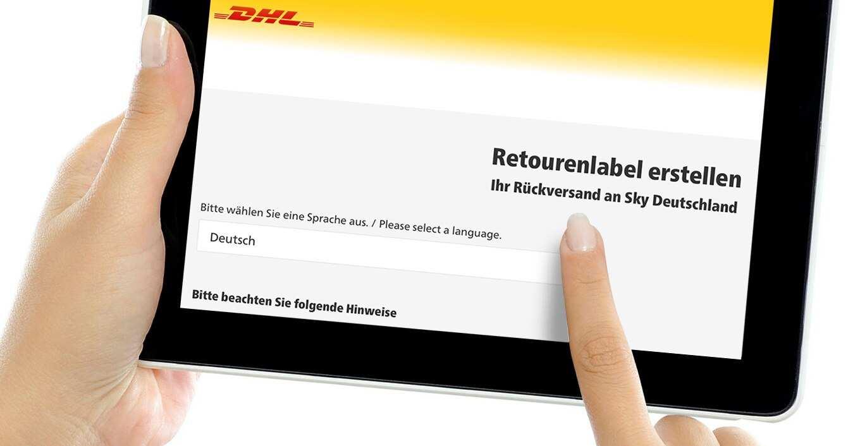 Sky/Retoure.De