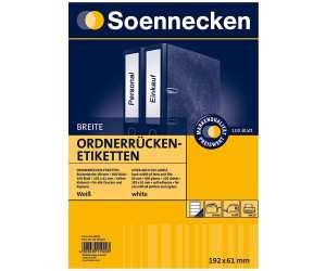 Soennecken 66309 Ab 5 82 Preisvergleich Bei Idealo De