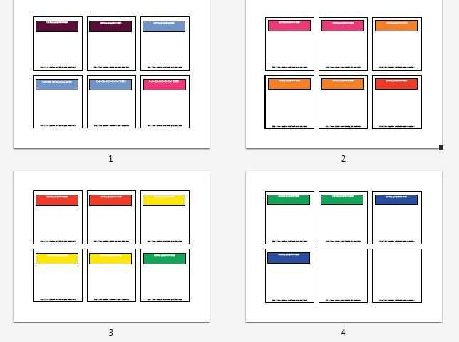 Print Your Own Monopoly Property Cards Spiele Selber Machen