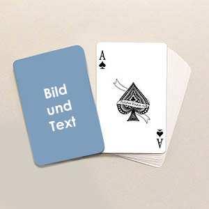 Spielkarten Und Kartenspiele Selber Gestalten Und Drucken